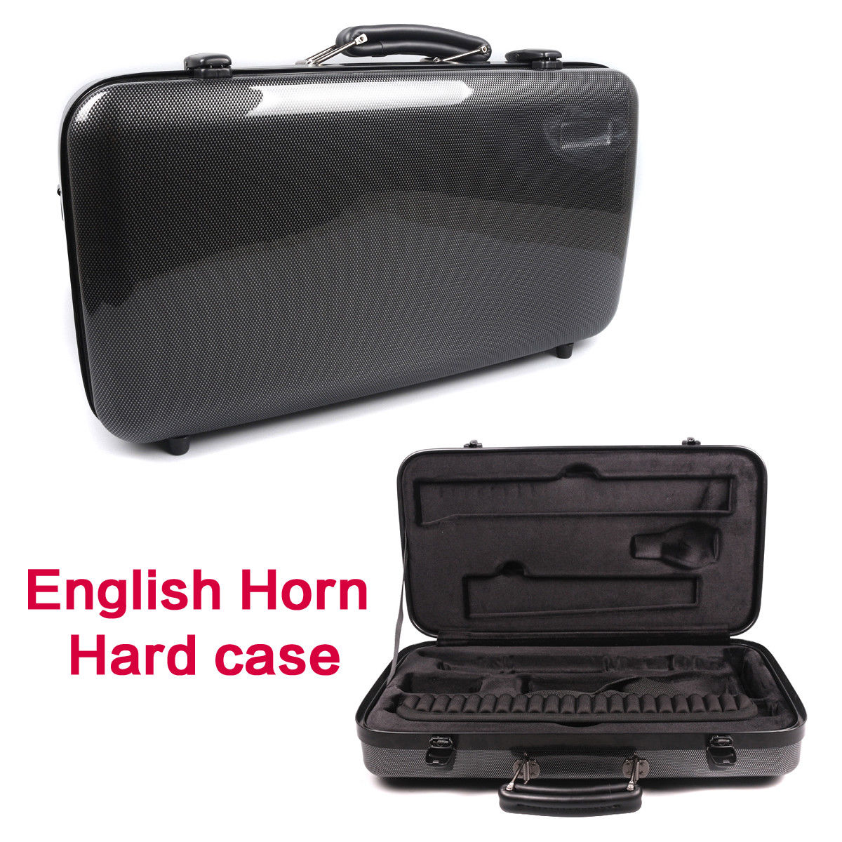 Amicable English Horn Case Durable Strong Case Nice Work Economic With Hard Bag Profit Small