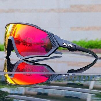 Equitação ciclismo óculos de sol mtb polarizado esportes óculos de ciclismo óculos de bicicleta de montanha 36