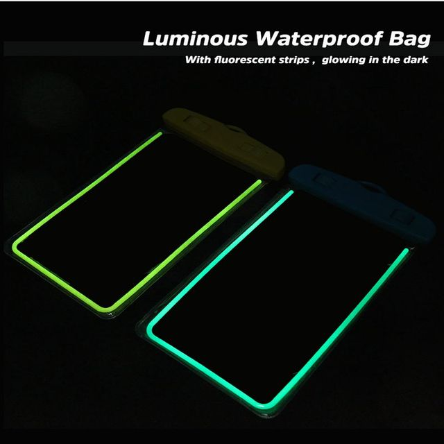 Universal Waterproof Case For iPhone 11 X XS MAX 8 7 6 s 5 Plus Cover Bag Cases For Phone Coque Water proof Phone Case 6