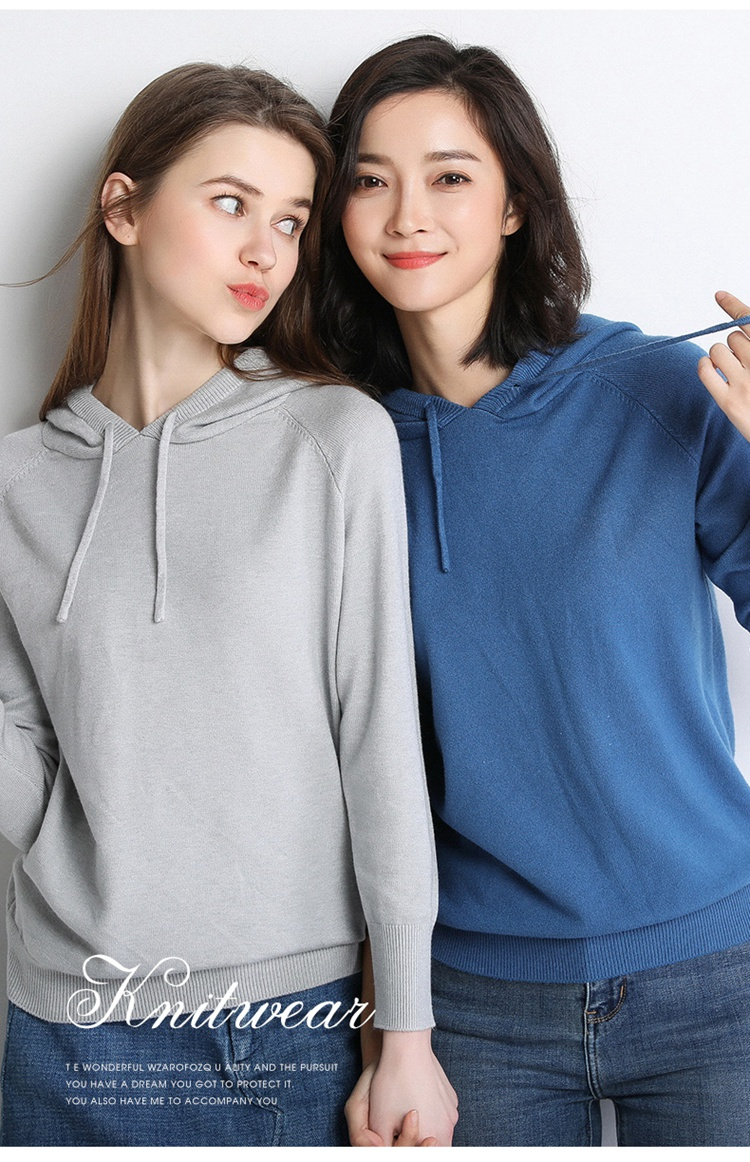 NEW  Pullover Sweater Is Simple, Comfortable, Versatile, Fashionable, Slim And Slim, New Sweater In Autumn And Winter 2019