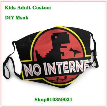 No Mercy Cobra Kai DIY mondmasker New Trendy mascara protectora facial lavable   New Design mascaras de tela lavable    Latest