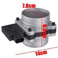 Mass Air Flow MAF Sensor For Isuzu Hombre VehiCROSS Rodeo Amigo Axiom 3.2L 3.5L 4.3L OEM 8250083090 25008302 25180303 25008207