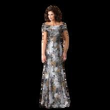 Платье на заказ для матери невесты платье серого цвета свадебное