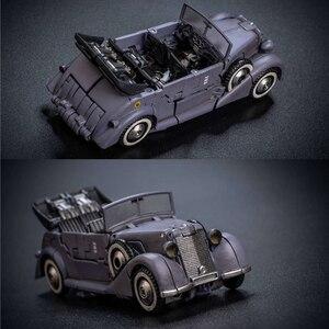 Image 5 - Toyworld TW FS03 Bee Weltkrieg II Film Film Edtion Legierung Alte Malerei SS Skala Sammlung Action Figur Roboter Spielzeug Rot spinne