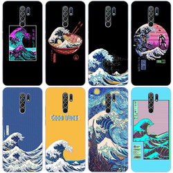 The Great Wave off Kanagawa Silicone Case for Xiaomi Redmi Note 9 Pro Max 9S 8T 8 8A 9 9A T 9C K30 Ultra K30i 10X Pro Soft Cover