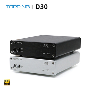 Image 3 - TOPPING D30 HIFI DSD DAC Amp Decoder CS4398 XMOS USB DAC Audio Decoder Coaxial Optical Fiber 24Bit/192KHz