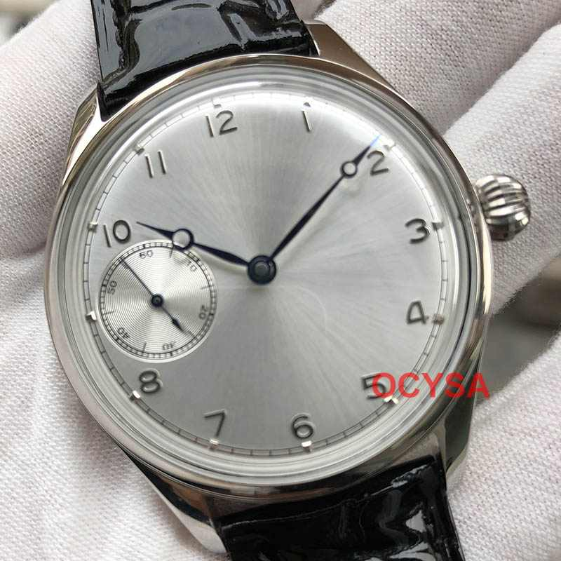 AAA Quality Gold Stanless Steel 126603 Seagull Handwinder Luxury Brand Designer Mens Watch Man Wristwatches Watches
