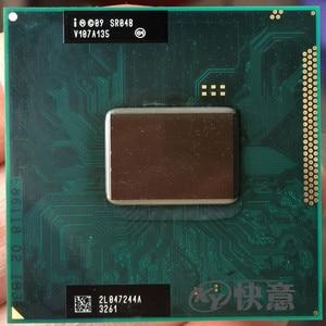 Intel Core i5-2410M i5 2410M SR04B 2.3 GHz Dual-Core Quad-Thread CPU Processor 3M 35W Socket G2 / rPGA988B