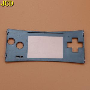 Image 4 - JCD 1 pièces couvercle de la façade avant coque de remplacement pour GameBoy Micro pour GBM boîtier avant pièce de réparation du boîtier