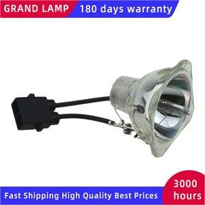 Image 3 - Kompatibel projektor lampe birne NP02LP für NEC NP40 NP40 + NP40G NP50 NP50 + NP50G ohne gehäuse 180 tage garantie HAPPYBATE