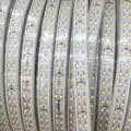Impermeable IP68 doble fila 220 240V 100M 2835 Led tira de luz 180 leds/m cinta fría /Neutral/blanco cálido al aire libre alto brillo