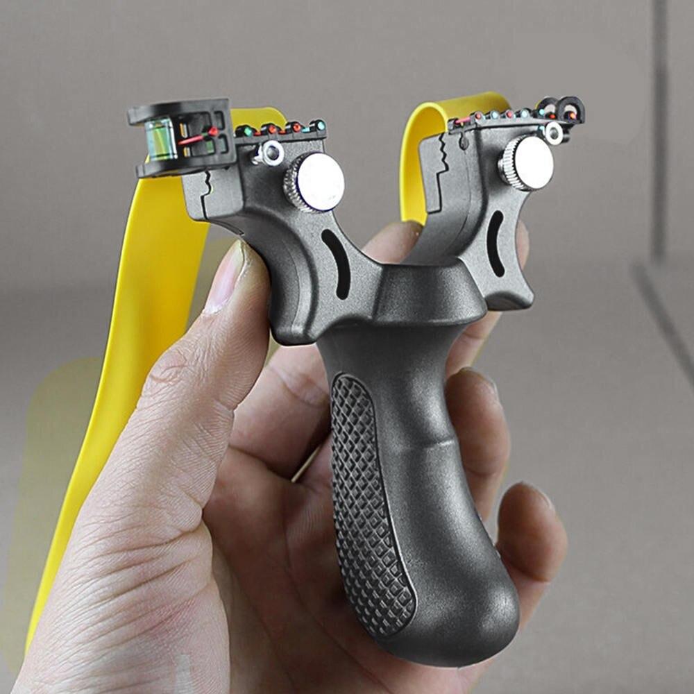 Hunting Slingshot with Laser Sight 3