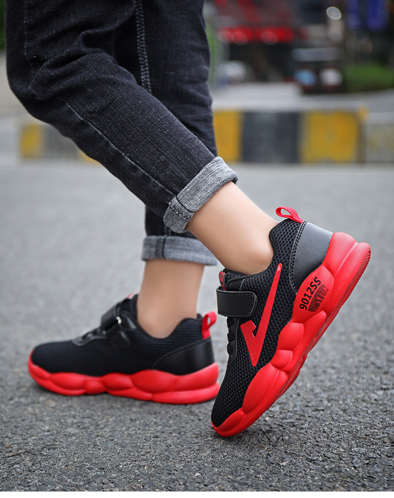 PINSEN Kids Shoes Boys Casual Children Sneakers For Boys Leather Fashion Sport Kids Sneakers 2019 Spring Autumn Children Shoes (17)
