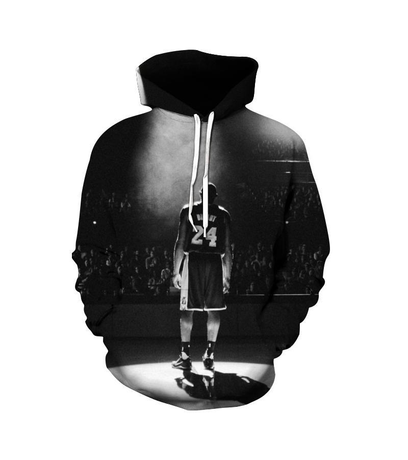 3d Hoodie Hoodies Men Women 2020 New Fashion Spring Autumn Pullovers Black Sweatshirts 3D Tracksuit Hot NBA Basketball Star Full