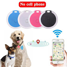 Alarm Gps-Tracker Bluetooth Mini Locator Tracking-Finder-Device Pet-Dog-Cat Spy Smart