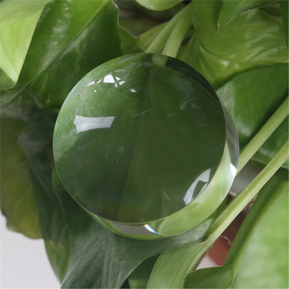 BIJIA Optische Linse Leselupe Konzentriert Lupe Sphärische Acrylic65