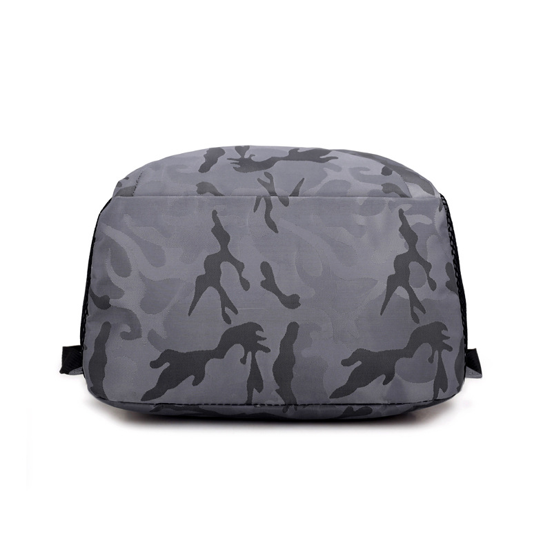 Sac à dos pour ordinateur portable externe USB Charge ordinateur sacs à dos sacs imperméables pour hommes d'affaires voyage sac à dos garçons sacs d'école - 4