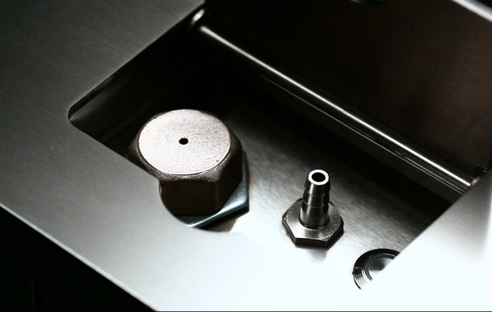Hot Sale 30 Inches Luxury Intelligent Fireplaec Remote Bioethanol Burner