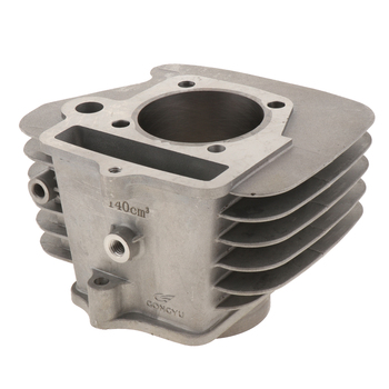 Cilindro de orificio de 56mm para motor de servicio pesado, compatible con Dirt Pit Bike YX 140cc Pitster SSR YCF IMR, pieza de posventa de alta calidad