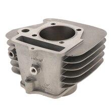 Сверхмощный двигатель, цилиндр с отверстием 56 мм, подходит для грязевого питбайка YX 140cc Pitster SSR YCF IMR-высококачественная деталь на вторичном р...