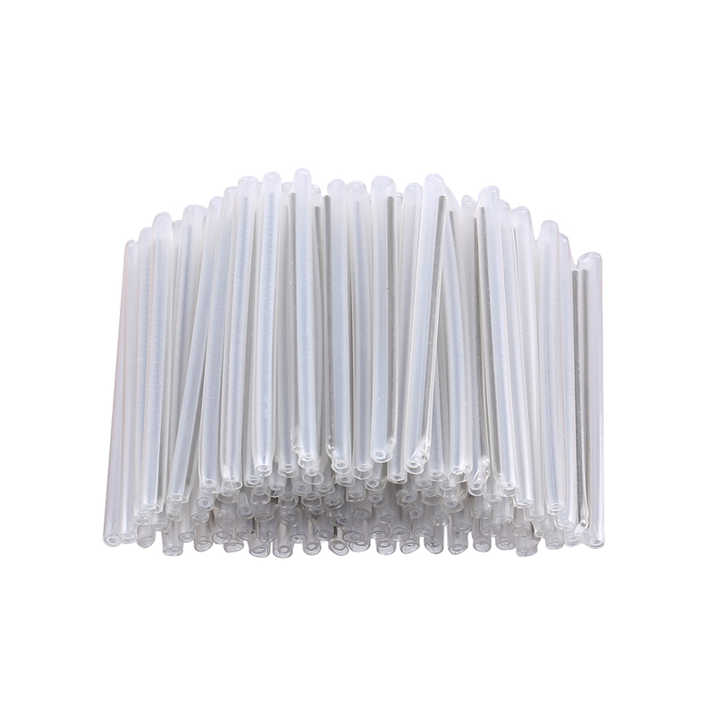 500pcs/lot 40 45 60mm Cable Protection Sleeves FTTH Heat Shrink Splice Protector,Fusion Protection Splice Sleeves,high Quality