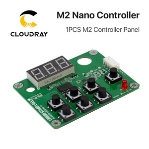 Image 3 - Cloudray LIHUIYU M2 ננו לייזר בקר ראשי אם לוח + לוח בקרה + Dongle B מערכת חרט קאטר DIY 3020 3040 K40