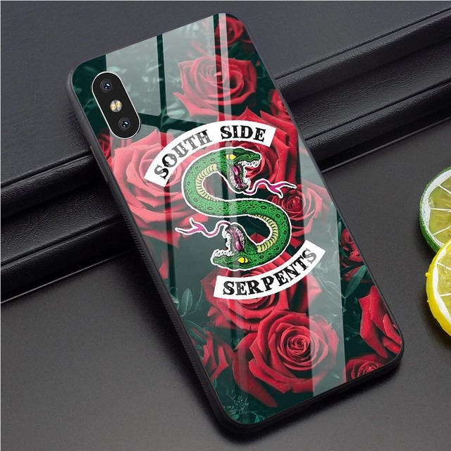 RIVERDALE THEMED IPHONE CASE (12 VARIAN)