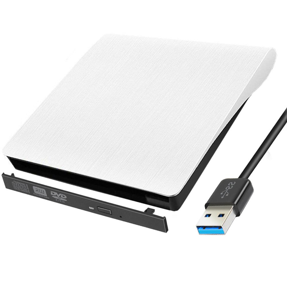 9.0/9.5/12.7mm USB 3.0 SATA Optical Drive Case Kit External Mobile Enclosure DVD/CD-ROM Case For Notebook Laptop Without Drive