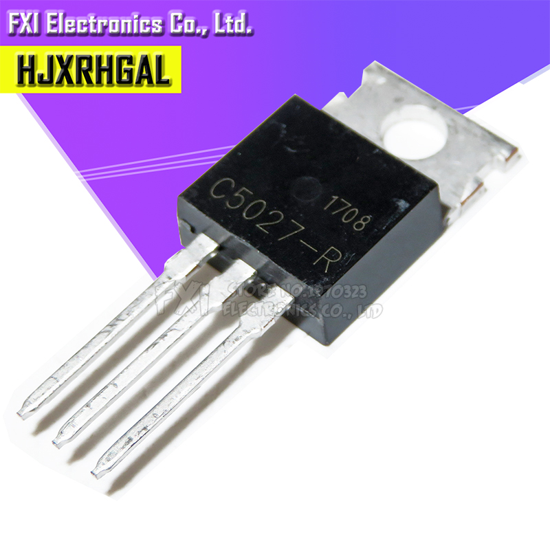 10PCS 2SC5027 C5027 TO220 TO-220 Transistor New Original