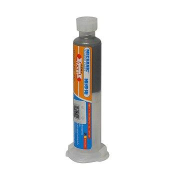 цена на 10cc Needle Shaped Xg-z40 Solder Paste Flux Sn63/Pb37 25-45um Syringe to Mobile Phone Repairing bga