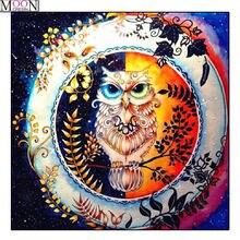 Алмазная 5d живопись «сделай сам» с изображением белой совы