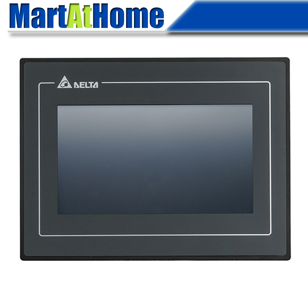 DELTA DOP-107EV Standard 7 Inch TFT Touch Panel HMI Human Machine Interface 256 MB USB 2 COM Ports