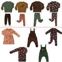 Carlijnq criança meninos meninas moletom harem calças roupas crianças marca de moda roupas outono inverno bebê camisolas crianças topos