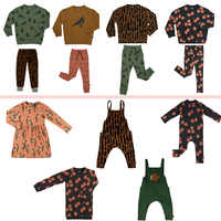 CarlijnQ Kleinkind Jungen Mädchen Sweatshirt Harem Hosen Kleidung Kinder Marke Mode Kleidung Herbst Winter Baby Sweatshirts Kinder Tops