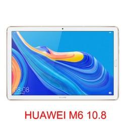 Original HuaWEI Mediapad M6 10.8 inch Kirin 980 Octa Core WIFI / LTE table Android 9.0 IPS screen Type-C 7500mAh 2560x1600