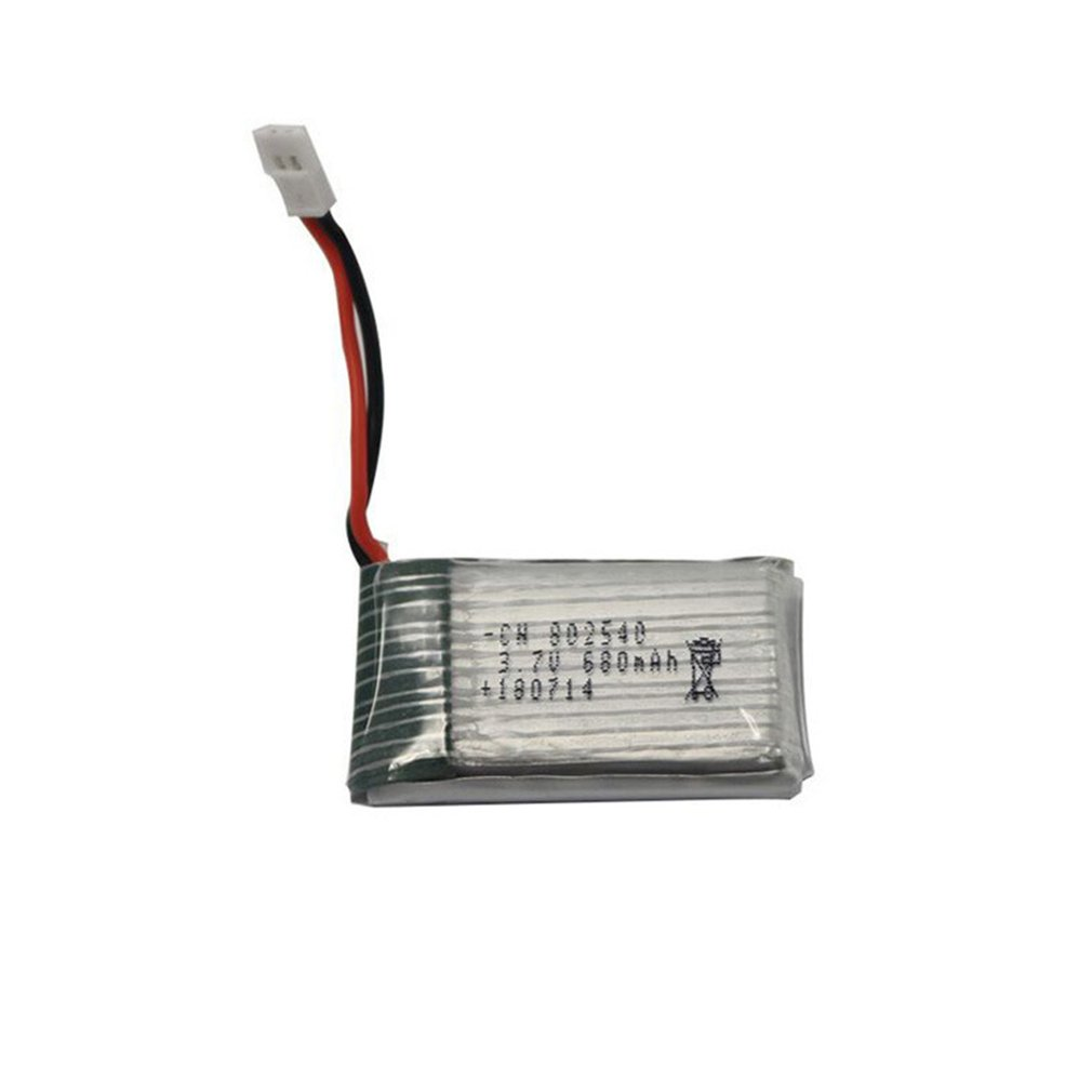 Original Drone Battery For Gw58 Aerial Photography Aircraft With 680Mah Capacity Electronic Original Rc Drone Accessory