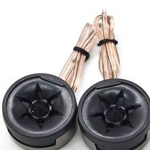 1PCS Small TX35 350W 40MM Car Speaker Tweeter Piezoelectric Triple Maximum Power