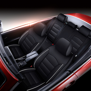 Image 5 - Kokololee אישית נדל עור מושב מכונית מכסה סט לאופל אסטרה h g j insignia vectra b מריבת vectra c מוקה אוטומטי אבזרים