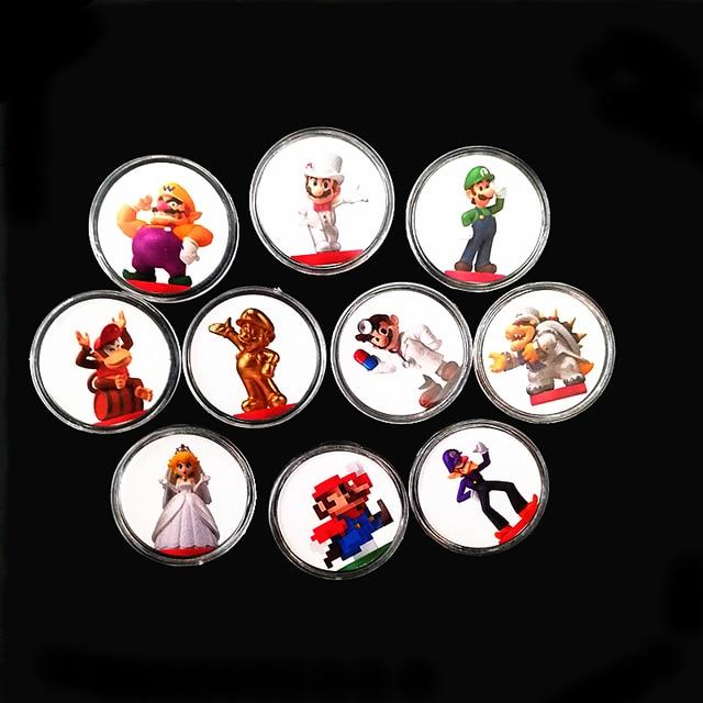 Mario Odyssey-10pcs