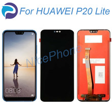 Ekran dotykowy HUAWEI P20 lite 2280*1080 wymiana zespołu digitizer NE-TL00, ANE-LX1/LX2/LX3/LX2J/AL00/L23/L22/L21,HWV32