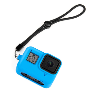 Image 4 - Soft Silicone Case for GoPro Hero 8 Black Protective Full Cover Shell for Go Pro Hero 8 Action Camera Accessories