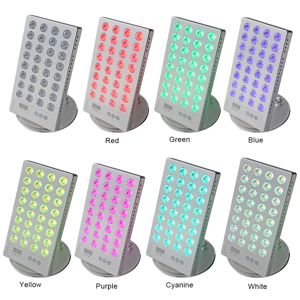 2020 TLmini Hot Selling Products Red Light Therapy Device 35W Led Red Light Therapy With 7 Colors Mask