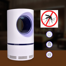 Usb Electric Mosquito Killer Lamp Ultraviolet Led Light Photocatalytic Mosquito Trap Device Safe Energy Saving Anti Mosquito