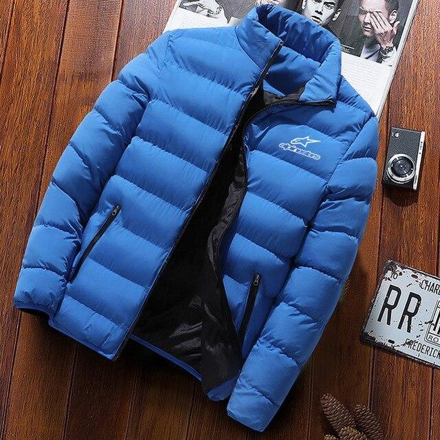 Лидер продаж, зимняя мужская куртка, модная мужская парка с воротником, мужское плотное пальто, пальто, Зимняя Мужская парка