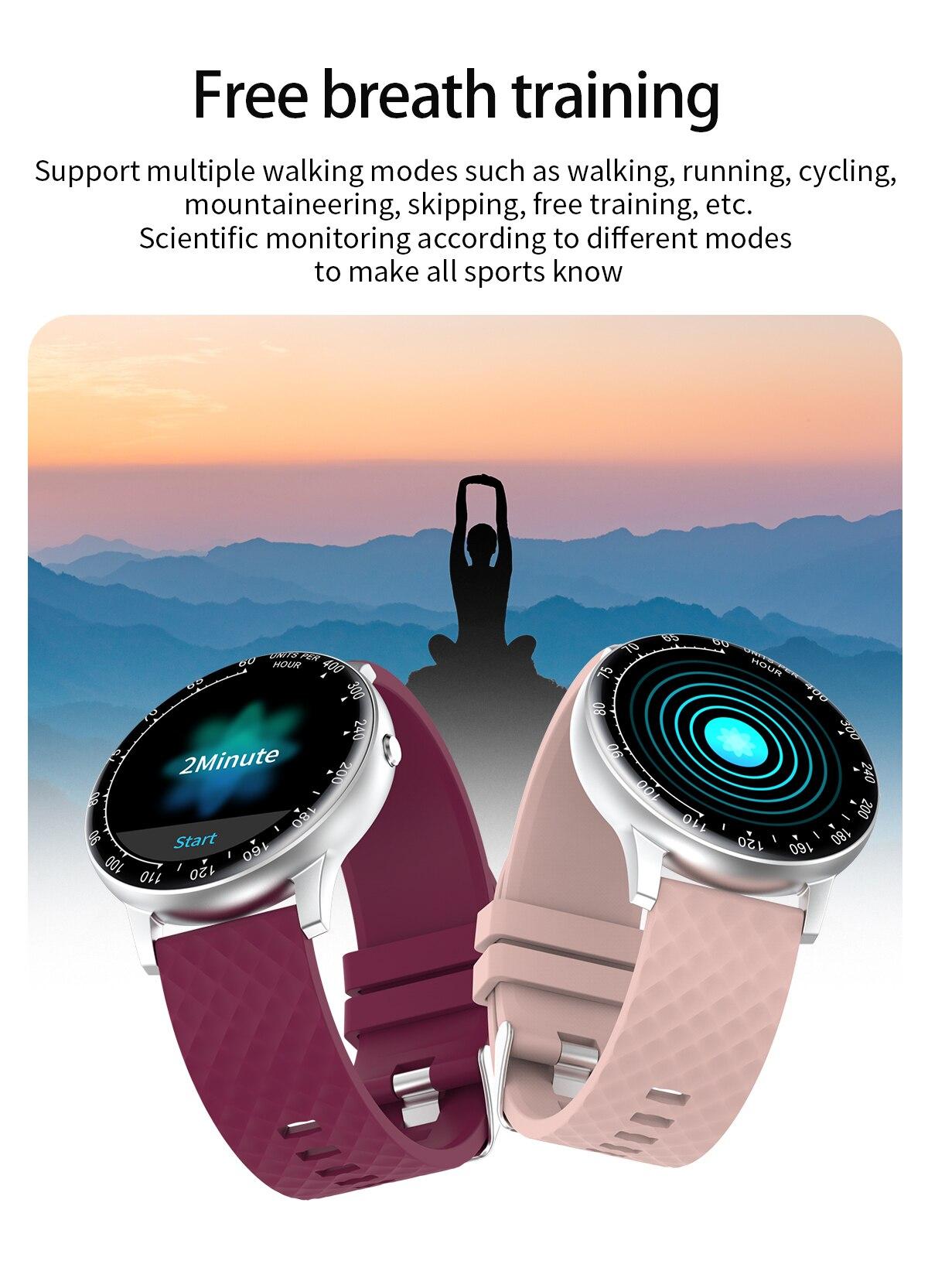 água personalizado dial jogar música smartwatch pressão