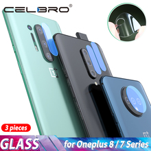 Camera Tempered Glass for One Plus 8 Oneplus 8t 7t 7 Pro Camera Lens Protector Glass for Oneplus 8 8Pro Oneplus8 Film Protection