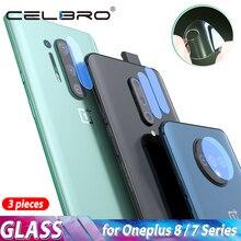 Szkło hartowane do aparatu One Plus 8 Oneplus 8t 7t 7 Pro osłona obiektywu aparatu szkło do Oneplus 8 8Pro Oneplus8 folia ochronna