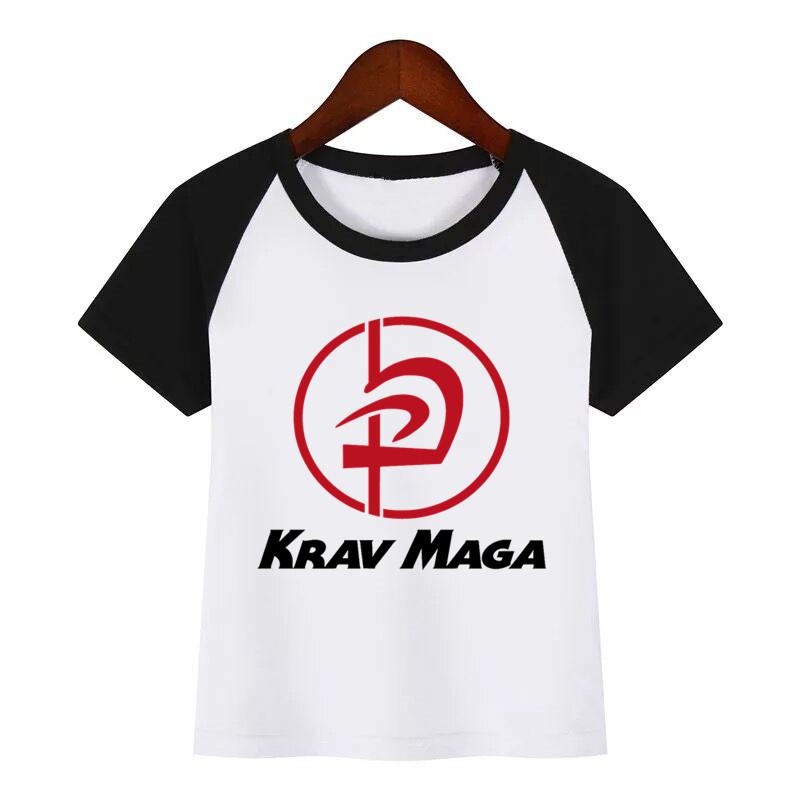 T-Shirt - kinder t-shirt krav maga
