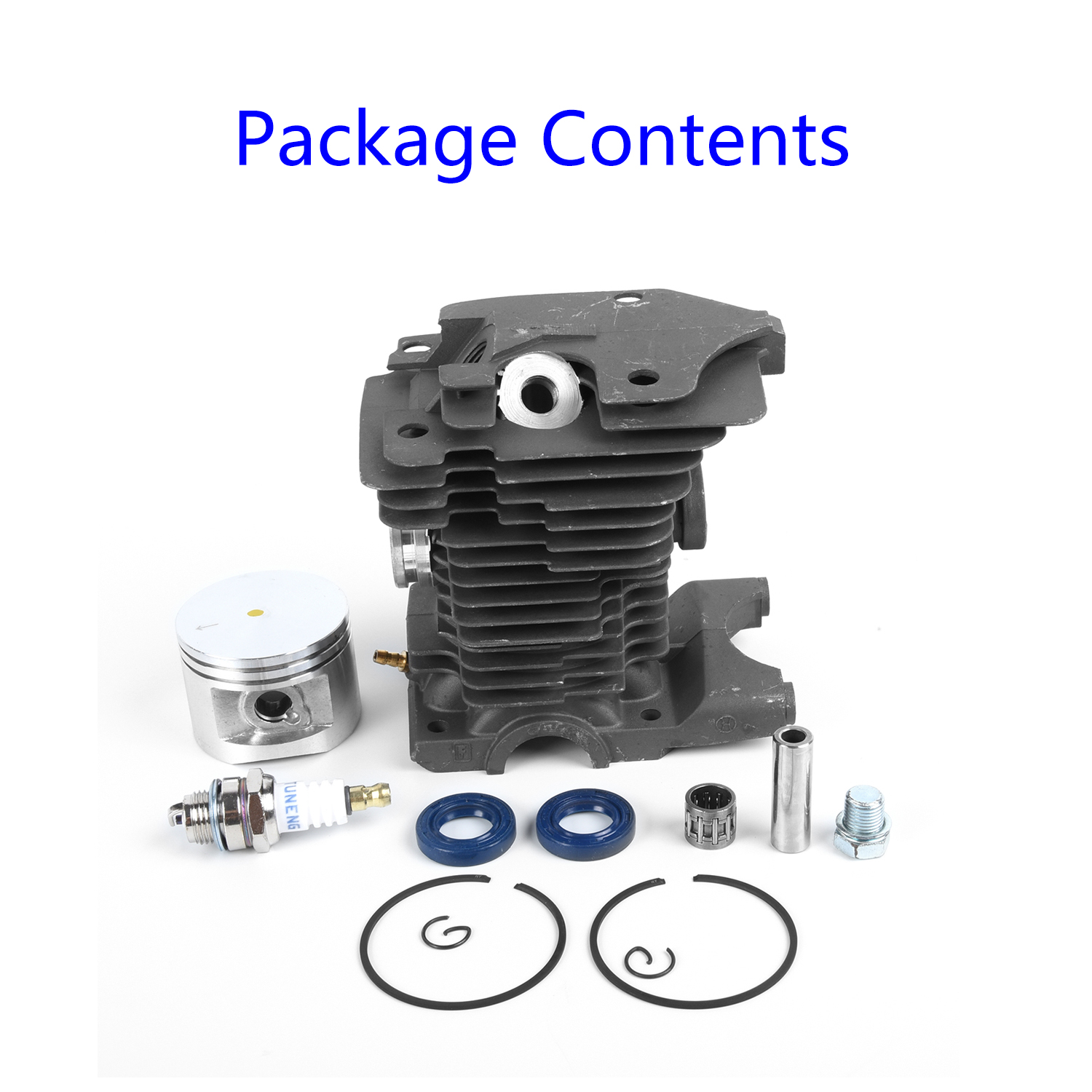Cylinder Kit For Stihl MS270 MS280 MS 280 270 46mm Big Bore Attachment Suiatble|Tool Parts|Tools -