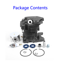 Cylinder Kit For Stihl MS270 MS280 MS 280 270 46mm Big Bore Attachment Suiatble